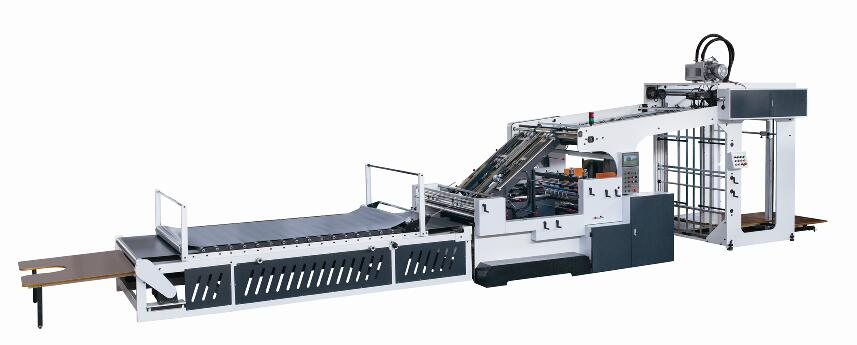 GZFM-1300/1450/1450L high-speed automatic flute laminator